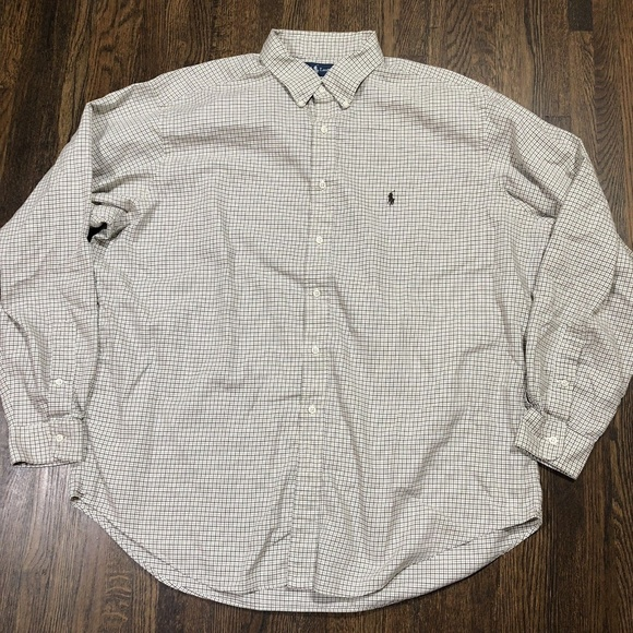 Ralph Lauren Other - Ralph Lauren Button Down Size 17.5 36/37
